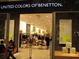 Sklep United Colors of Benetton damskie ciuchy